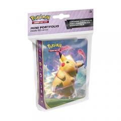 Pokémon Sword And Shield Vivid Voltage Mini Portfolio & Booster EN