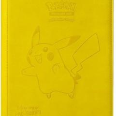 Ultra Pro Pokemon: Pikachu 9-pocket Premium PRO-Binder