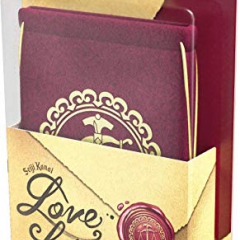 Z Man Games ZMGZLL01 Love Letter, Mixed Colours