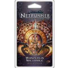 Fantasy Flight Games Whispers in Nalubaale Data Pack: Android: Netrunner LCG