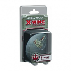 Star Wars X-Wing Miniatures Game: E-Wing Expansion Pack