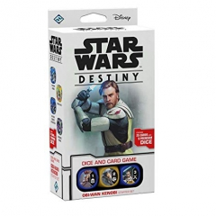 Fantasy Flight Games Obi-Wan Kenobi Starter Set: Star Wars Destiny