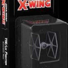 Fantasy Flight Games FFGSWZ14 Star Wars X-Wing: TIE/ln Fighter Expansion Pack, Mixed Colours