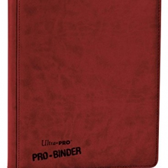 Ultra Pro PRO-BINDER PREMIUM C4 Card Game (Red)
