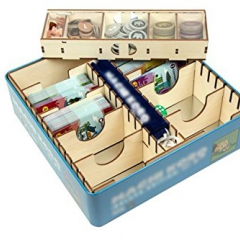 Broken Token Box Organizer for Machi Koro Deluxe Edition