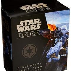 Star Wars: Legion - E-Web Heavy Blaster Team Unit Expansion Board Game