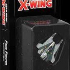 Fantasy Flight Games FFGSWZ17 Star Wars X-Wing: Fang Fighter Expansion Pack, Mixed Colours