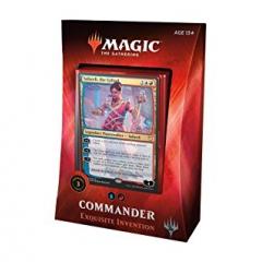 Magic The Gathering Commander 2018 - Exquisite Invention