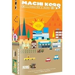 Machi Koro Millionaire Row Expansion Card