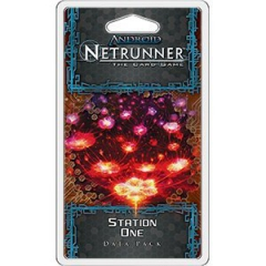 Station One Data Pack: Netrunner LCG Expansion - English
