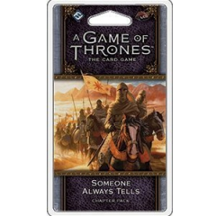 Fantasy Flight Games A Game of Thrones LCG - Someone Always Tells - English