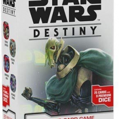 Fantasy Flight Games General Grievous Starter Set - Star Wars: Destiny
