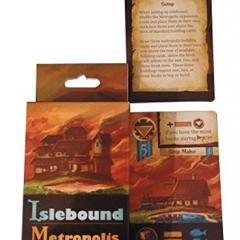 Islebound: Metropolis Expansion