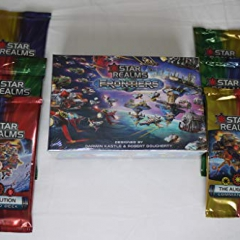 Star Realms Frontiers bundle Frontiers game plus all 6 Command decks