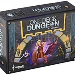One Deck Dungeon (English Version)