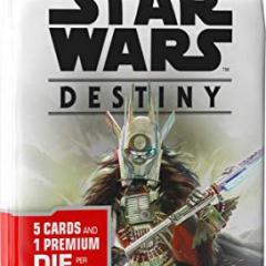 Fantasy Flight Games Sw Destiny: Convergence Booster Pack Display Box - Star Wars Destiny