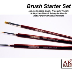 The Army Painter - Hobby Brush Starter Set