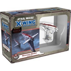 Star Wars X-Wing: The Last Jedi - Resistance Bomber Expansion Pack