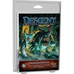 Descent Journeys in the Dark 2nd Edition - Dark Elements Expansion
