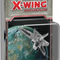 Star Wars X-Wing Alpha-class Star Wing Expansion Pack