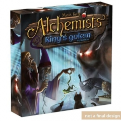 Alchemists The Kings Golem Expansion