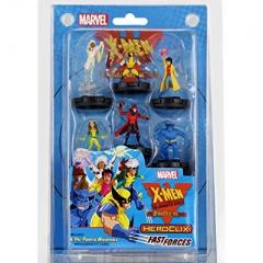 WizKids Marvel HeroClix: X-Men the Animated Series, the Dark Phoenix Saga Fast Forces- English