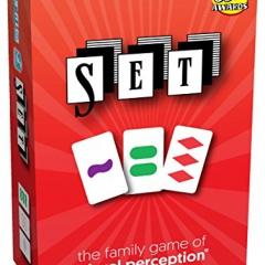 Esdevium Games SET001 Set Card Game