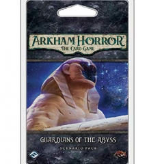 Guardians of the Abyss Scenario Pack - Arkham Horror LCG Expansion