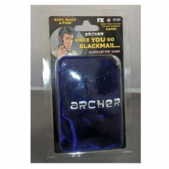 Love Letter Archer Once You Go Blackmail Clamshell