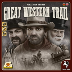 Great Western Trail - German edition
