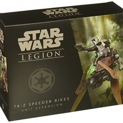 Fantasy Flight Games FFGSWL06 Star Wars: Legion 74-Z Speeder Bikes Unit, Multicoloured