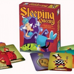 Gamewright Sleeping Queens Card Game - Multicolor