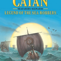 Catan Seafarers Scenario: Legend of the Sea Robbers