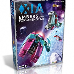 Xia Expansion - Embers of a Forsaken Star (Kickstarter Edition, Including Sellsword V2)