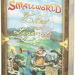 Days of Wonder Small World Tales and Legends Expansion