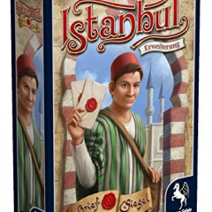 Istanbul - Letters & Seals Expansion [Dual Language: English + German Version]