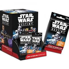 Star Wars Destiny Spirit of Rebellion (4 x single boosters)