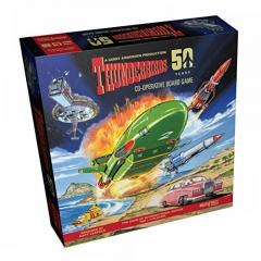 "Modiphius ""MUH050042"" Thunderbirds Board Game"