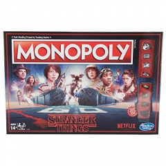 Hasbro HASC45501020 Stranger Things Monopoly