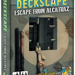 Deckscape: Escape from Alcatraz Card Game