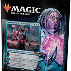 Magic The Gathering MTG - Core Set 2019 1 Planeswalker Deck (Tezzeret)