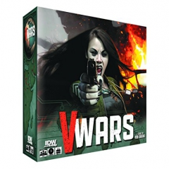 "IDW Games ""V-Wars Blood and Fire"" Board Game"