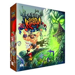 Awesome Kingdom: The Tower of Hateskull Board Game