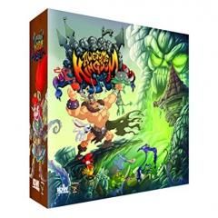 Awesome Kingdom: The Tower of Hateskull Board Game