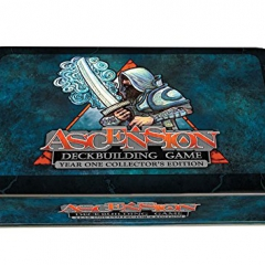 Stone Blade Entertainment Ascension Deck Building Game Y1 Collectors Edition Card Game
