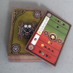 Scythe Automa Cards Deck