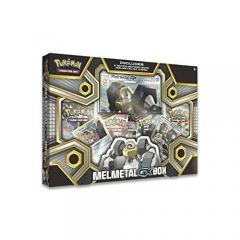 Pokémon POK80381 TCG: Melmetal-GX Box