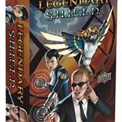 Legendary: A Marvel Deck Building Game – S.H.I.E.L.D.