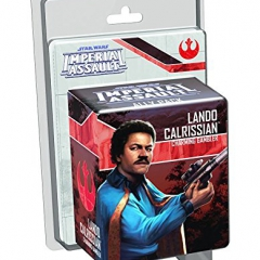 Fantasy Flight Games SWI27 Star Wars Imperial Assault Expansion Lando Calrissian Ally Pack