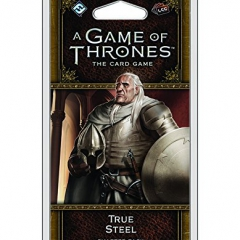 A Game of Thrones The Card Game Second Edition True Steel